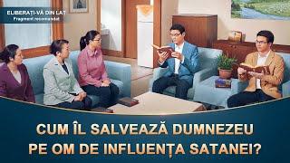 """""""Eliberați-vă din laț"""" Segment 5 - Cum îl salvează Dumnezeu pe om de influența Satanei?"""