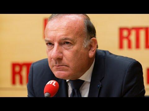 Pierre Gattaz était l'invité de RTL le 29 août 2017
