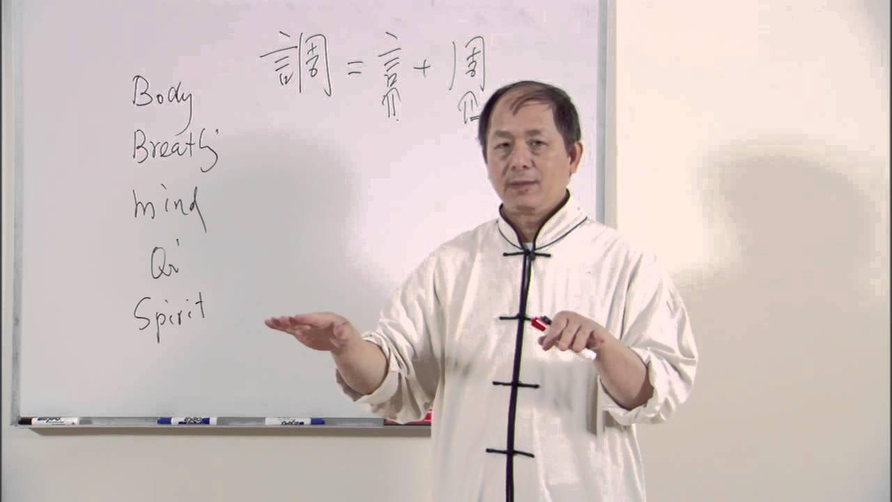 Understanding Qigong DVD 2 (YMAA 6-DVD series) Dr  Yang, Jwing-Ming chi kung