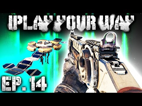 """HATR HACKING & LONG RANGE ARGUS! - """"iPlay Your Way"""" EP. 14 (Call of Duty: Black Ops 3)"""