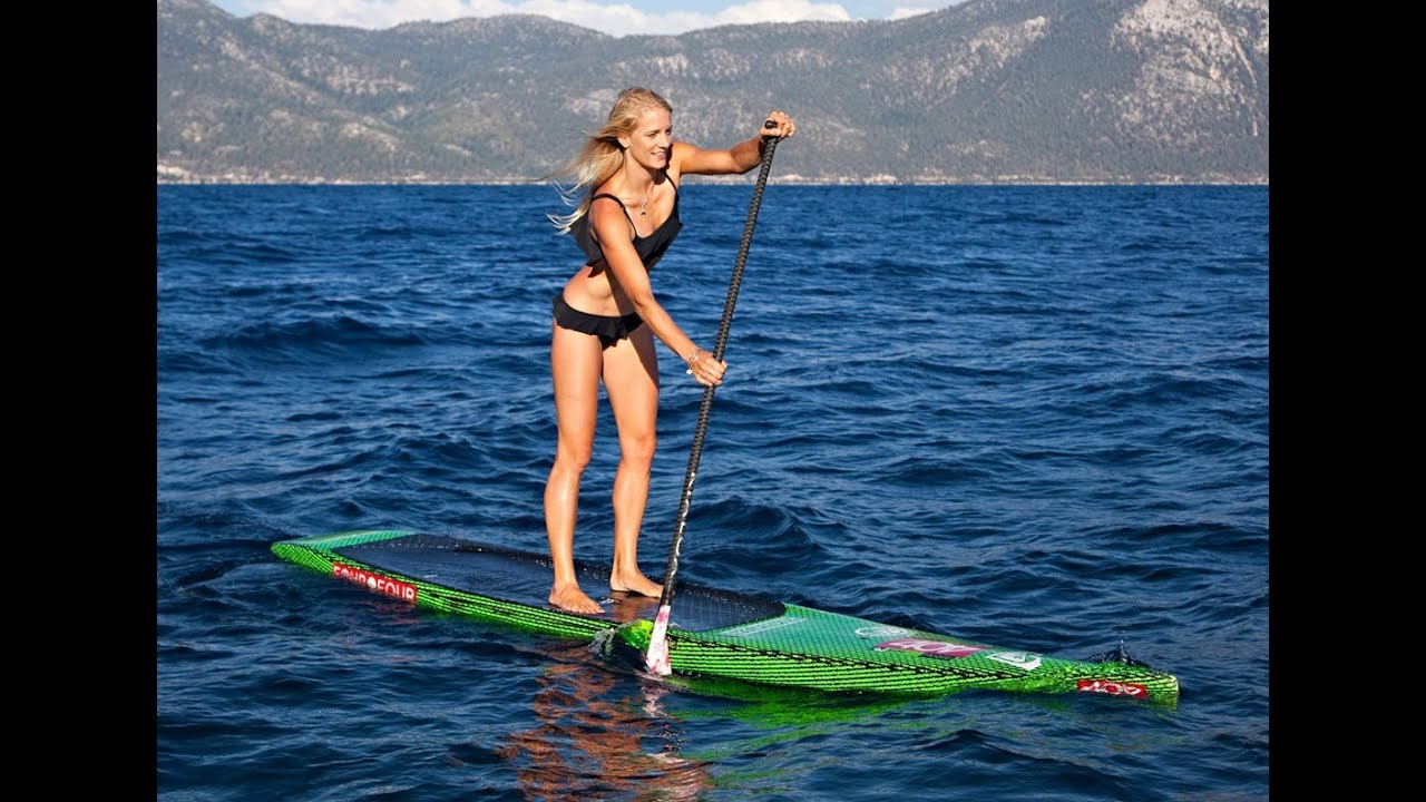 Paddle Into Fitness Sup Yoga And Stand Up Paddleboard