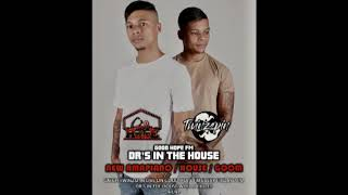 Gambar cover TWINZSPIN GOOD HOPE FM MIX 35 Amapiano Vs House