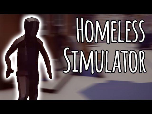 Wir müssen als Obdachloser überleben | Homeless Simulator