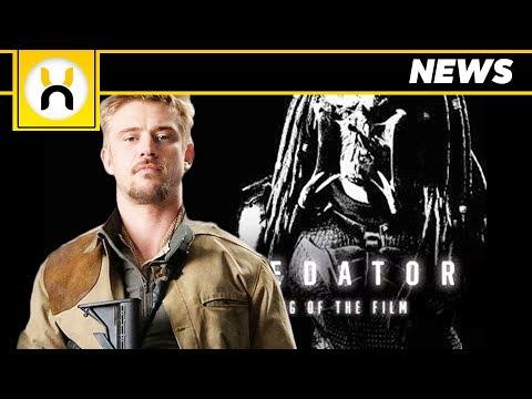 The Predator 2018 FIRST LOOK at NEW Yautja Design