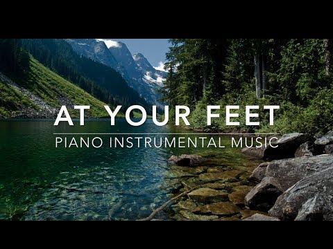 At Your Feet - 1 Hour Deep Prayer Music I Healing Music l Meditation Music l Worship Music I