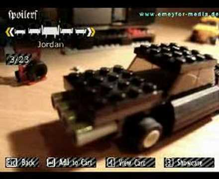 Lego Racers Most
