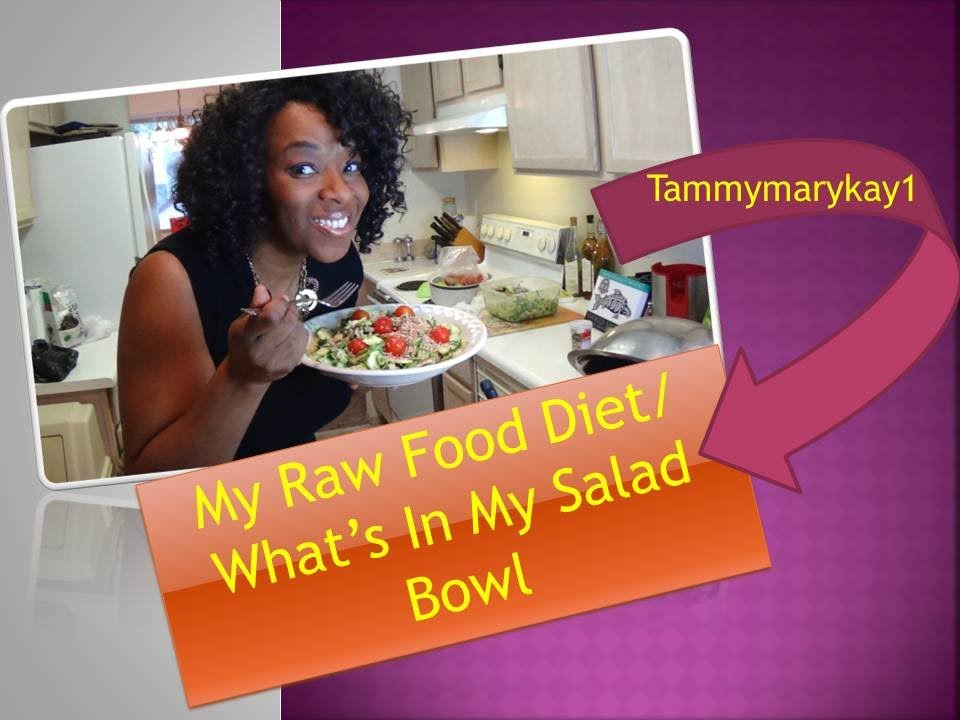 Total Body Rapid Cleanse & What I Eat on My Raw Food Diet ...