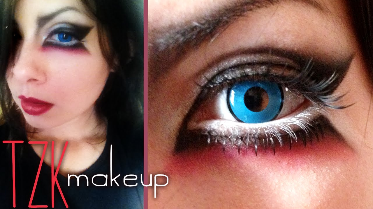 Visual Kei Makeup Mejibrays Tsuzuku Mejibray