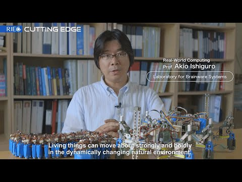 Real world computing Group(Ishiguro &  Kano Group)