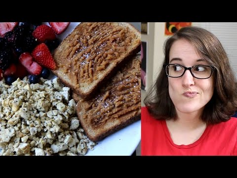 What My Partner Ate on a Vegan Diet {June 7, 2016}