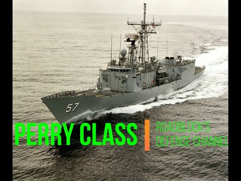 NavalShips Class Special: The Oliver Hazard Perry Class