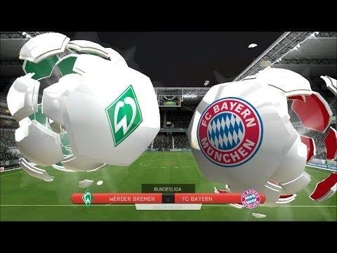 Werder Bremen Vs Fc Bayern Munich 0 1 Bundesliga 17102015 Youtube