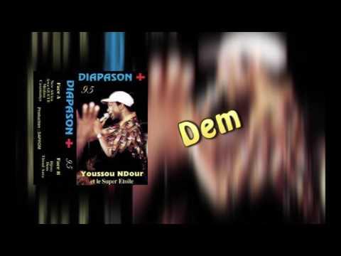 YOUSSOU NDOUR -  DEM - Album DIAPASON +95