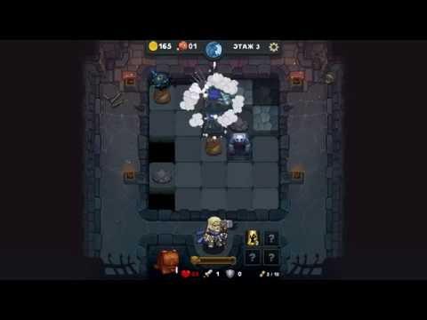 Dungelot: Shattered Lands 5 minutes of the game  