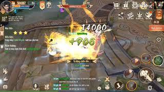 Đánh BOSS lấy thần binh THIÊN MA CẦM sẽ NTN - HD game mobile mới Cửu dương truyền kỳ