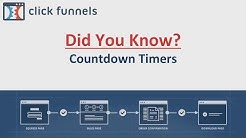 Did You Know - Countdown Timers