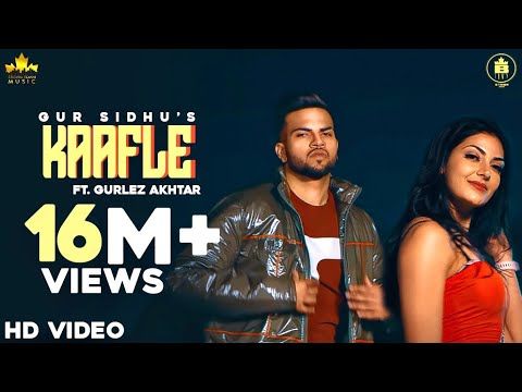 Kaafla - Gur Sidhu ft Gurlej Akhtar | Jassa Dhillon | New Punjabi Song 2020 |  Gaana Orginals