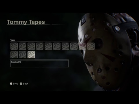 Friday the 13th the game: KILL JASON OR...