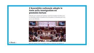 Loi asile-immigration: