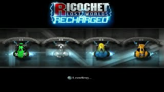 Ricochet Lost Worlds Recharged in English