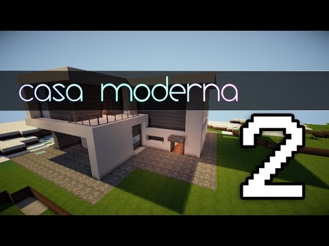Minecraft 1 8 casa moderna para supervivencia 2 for Casa moderna 1 8