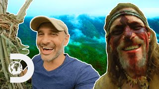 How To Survive The Bashan Mountains: The Largest Bamboo Forest In Asia | Ed Stafford: First Man Out