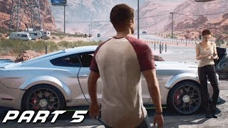 NEED FOR SPEED PAYBACK Walkthrough Gameplay Part 5 - Highway Heist (NFS Payback)
