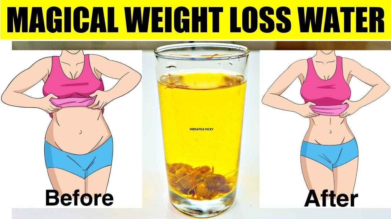 No Diet No Exercise Weight Loss Drink This To Lose Weight