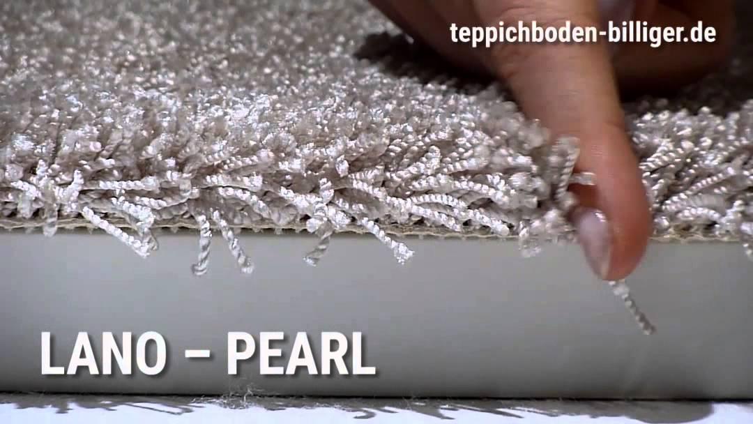 """Billiger teppichboden  Der Wohlfühl-Teppichboden """"Lano Pearl"""" - YouTube"""