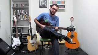 Toca Paulista de Artes - Prof. Adamo Martins Improvisação Acorde Dominante