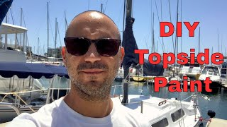 How to Prep and Paint a Boat Deck - Nick's Tech Corner Episode 3
