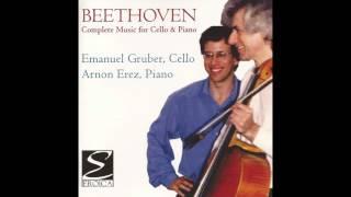 Beethoven: Cello Sonata No. 1 in F Major, Op. 5 No. 1