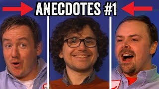 One of Barshens's most viewed videos: Anecdote game #1 ft  Nerd³ | Barshens