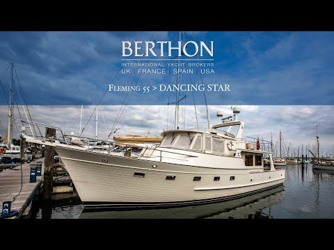 OFF MARKET] Fleming 55 (DANCING STAR) - Yacht for Sale