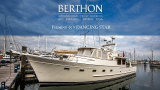 Fleming 55 (DANCING STAR) - Yacht for Sale - Berthon International Yacht Brokers