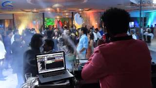 Dj Akhtar performing live @ Private event , Delhi