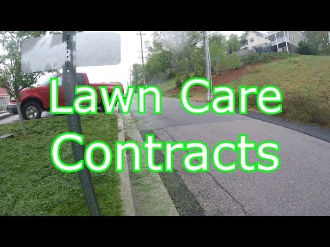 Lawn Care Apartment Mowing Contracts Making More Money