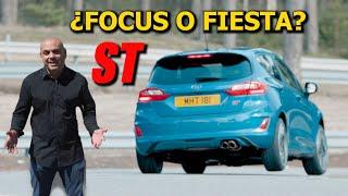 FOCUS ST vs FIESTA ST: Cuando conducir es algo más que ir de A a B