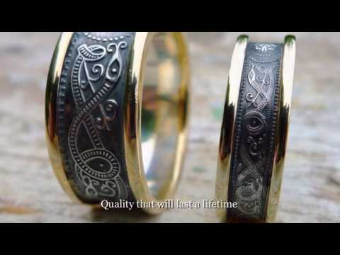 Celtic rings. Celtic Jewelry
