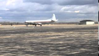 Zantop L-188 Electra 346HA Returns to the Sky after 10 years
