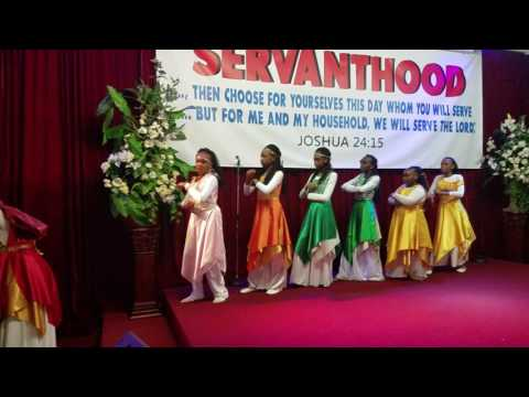 CITAC YOUTH DANCERS KAPF EASTER CONVENTION