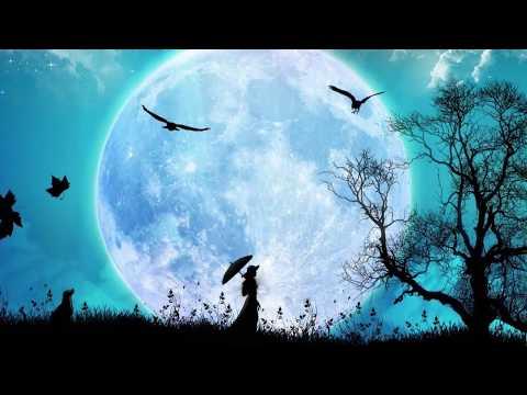 Луна - Красивые фото и завораживающая музыка!