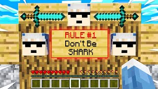 I Joined A *NEW* SHARK HATER SERVER And Trolled The OWNER!