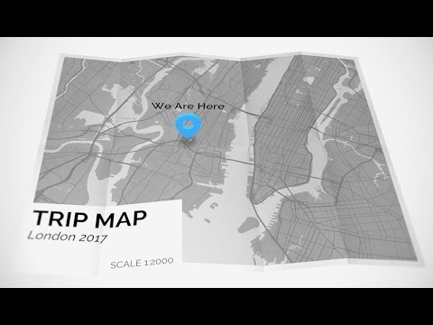 mTravel FCPX Plugin - Locations and Maps