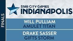 SCGINDY: Finals - Will Pulliam VS Drake Sasser [Modern]