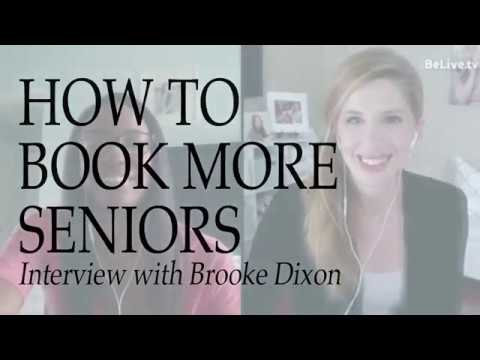 How to Book More Seniors