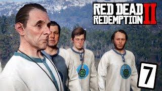 KULT ŻÓŁWIA... | Red Dead Redemption 2 [#7]