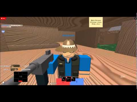 Roblox Team fortress 2 part 2 - YouTube