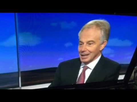 Blair on immigration, lack of housing and admits he made La