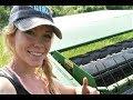 Farming Grass Hay Start to Finish - Hay Season 2018